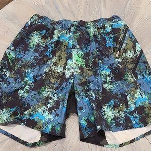 """Lululemon surge shorts lined 7"""""""